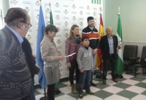 Torneo de ajedrez en La Palma del Condado.