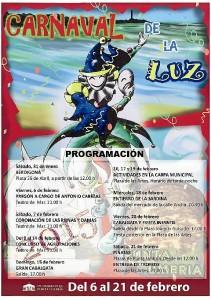 Carnaval 2015 Programa