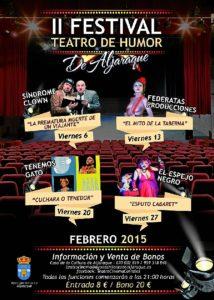 Cartel Teatro Humor web
