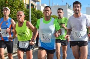 Medio Maraton de Ayamonte. (Rúa)