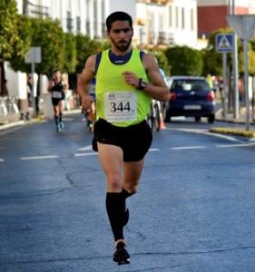 Daniel Andivia, campeón en Ayamonte.
