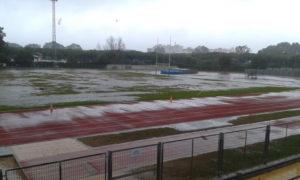 Estadio Municipal del Puerto de Santa María.