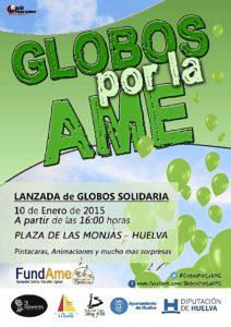 GLOBOS por LA AME - 10.01.15