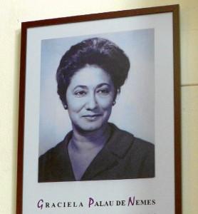 Graciela Palau de Nemes