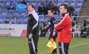 Jan Urban, entrenador de Osasuna. (Espínola)