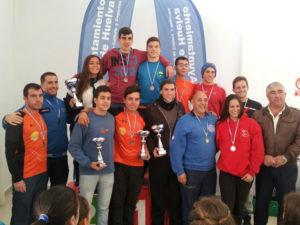 CD Master Huelva de natación.