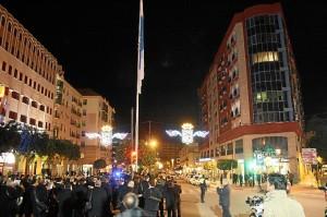 Izado Bandera Huelva (2)