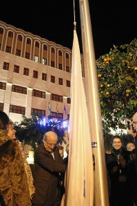 Izado Bandera Huelva (3)