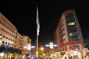 Izado Bandera Huelva (4)