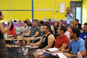 Programa de Formación Deportiva de la Diputación de Huelva.