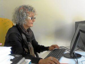 Pepa Beiras, responsable andaluza Medio Ambiente IU