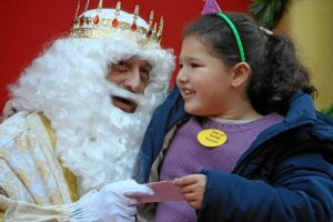 Recogida cartas Reyes Magos 2015