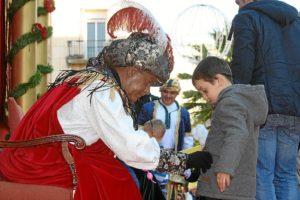 Recogida cartas Reyes Magos 2015 (8)