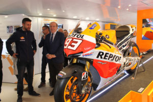 Repsol Racing Tour en Huelva.