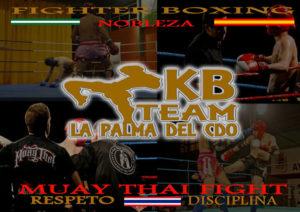 Kick Boxing en La Palma del Condado.