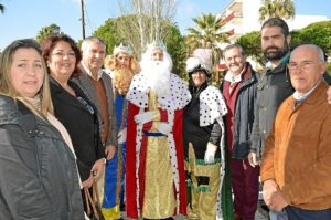 cabalgata reyes el portil 2015-2