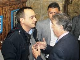 Narciso Rojas, uno de los promotores del Trust de Aficionados del Recreativo de Huelva.