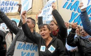 manifestacion agua condado en huelva-014