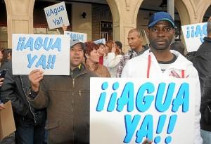 manifestacion agua condado en huelva-016