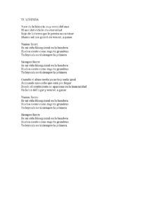 Letra del nuevo himno del Recreativo de Huelva.