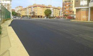 Aparcamiento calle Tariquejo