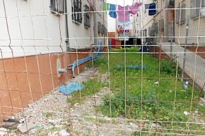 Imagen de archivo del estado de algunas viviendas en El Torrejón.