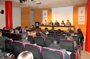 Jornada informativa acto ayudas sociales La Caixa