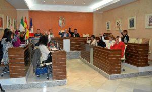 Pleno de febrero en Almonte.