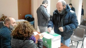 Primarias lista Andaluzas