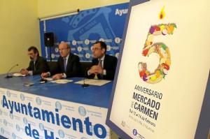 RP quinto aniversario Mercado Carmen (1)
