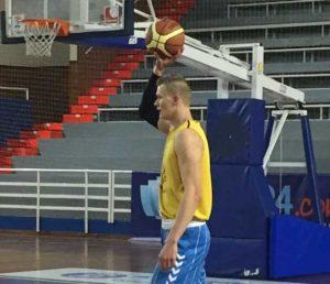 Vlado Orlov, nuevo jugador del Por Huelva.
