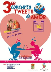 cartel tweet amor