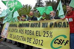 protesta CSIF devolucion recortes junta-535