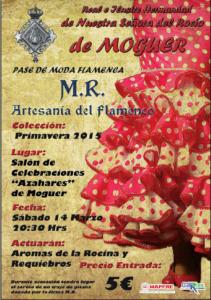 Moda flamenca Moguer