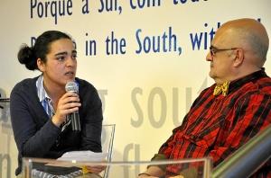 Ana Francisco y su poesia