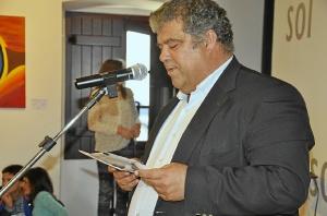 Antonio cabrita en Castro Marin.