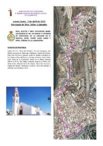 Ayamonte jueves santo salvador-Planos Recorridos Hermandades 2015-page-006