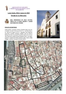Ayamonte lunes santo-Planos Recorridos Hermandades 2015-page-003