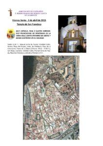 Ayamonte viernes santo san francisco-Planos Recorridos Hermandades 2015-page-009