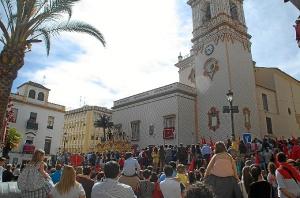 Borriquita Huelva 2015 (1)
