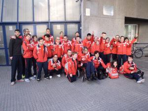 Club Onubense de Deporte Adaptado (CODA).
