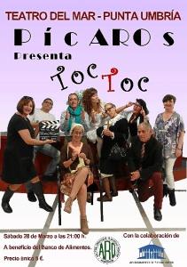 Cartel Teatro ARO