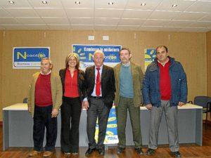 Fundadores del Partido