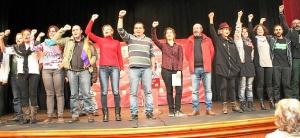 IU-Candidatura acto Corrales