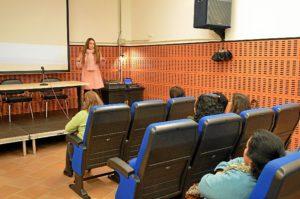 Mujer Video Forum Escuela de Familias
