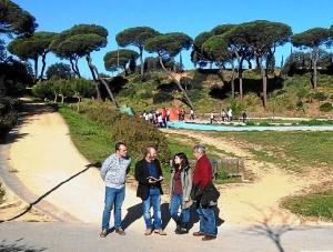 Parque Moret hoy
