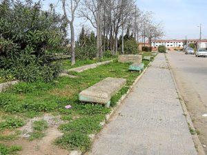 Parque en Marismas del Odiel
