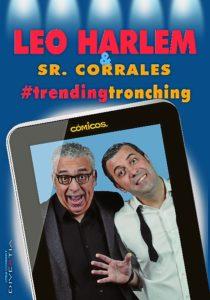 Trending Tronching 70 x100 (Leo - Corrales)