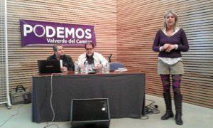acto de Podemos en Valverde del Camino-0044