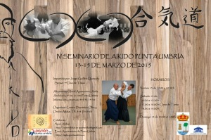 Seminario de Aikido en Punta Umbría.